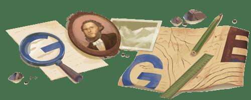 194 года со дня рождения Петра Петровича Семёнова-Тян-Шанского