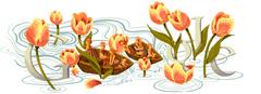 Fijne Koninginnedag 2012 gewenst!