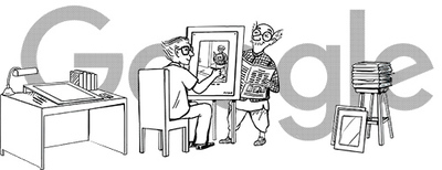 R. K. Laxman's 94th birthday