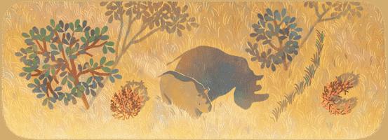 Remembering Sudan, the Last Male Northern White Rhino
