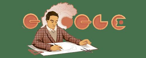 92.o aniversario del nacimiento de Rogelio Salmona