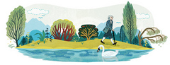 300ste verjaardag van Jean-Jacques Rousseau
