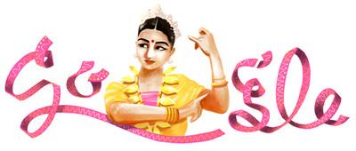 Rukmini Devi's 112th birthday