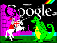 St. George's Day and 30th anniversary of the ZX Spectrum