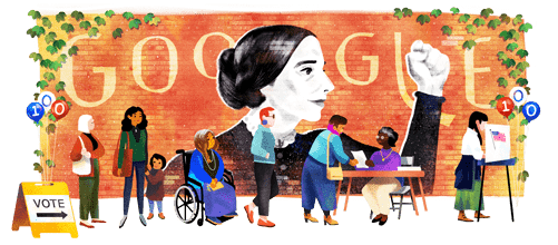 Susan B. Anthony's 200th Birthday