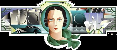 タマラ・ド・レンピッカ生誕 120周年