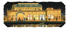 145. výročí založení Národního divadla v Praze