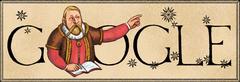 Tycho Brahes 467 års fødselsdag