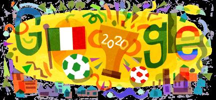 Vincitori del campionato europeo di calcio 2020!