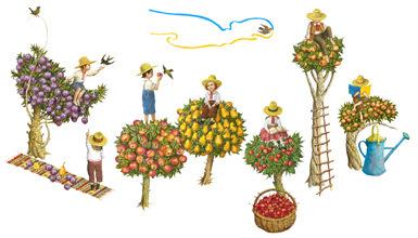 З Днем Незалежності України! Автор малюнка: український художник Владислав Єрко