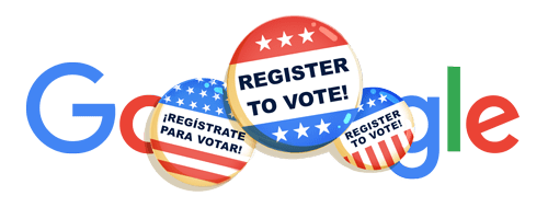 US Voter Registration Day 2020