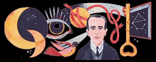 127o aniversario del nacimiento de Vicente Huidobro