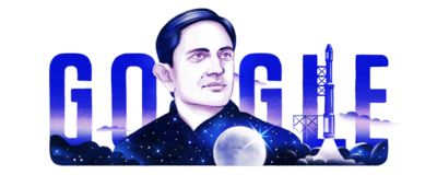 Vikram Sarabhai's 100th Birthday