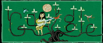 100o aniversario del nacimiento de Violeta Parra