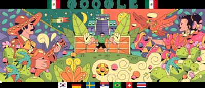 ワールドカップ - Day 14