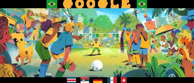 Чемпионат мира по футболу 2018 - День 4
