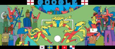 Чемпионат мира по футболу 2018 - День 5