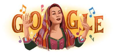 94o Aniversario del nacimiento de Yma Sumac