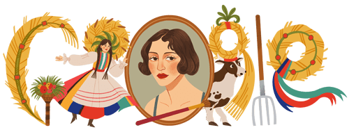 Zofia Stryjeńska – 130. rocznica urodzin