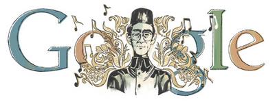Zubir Said's 107th Birthday