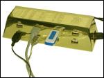 金塊USBハブ